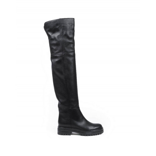 Achat Thigh boots Gianvito Rossi black for women - Jacques-loup