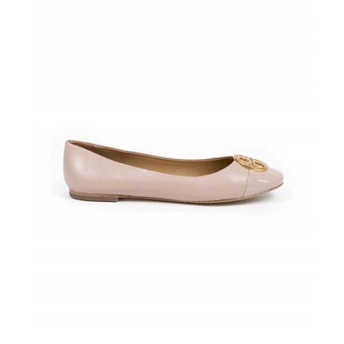 "Ballerinas Tory Burch ""Chelsea Ballet"" in creme color for women"
