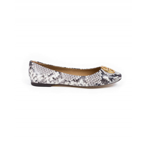 "Ballerinas Tory Burch ""Chelsea Ballet"" lizard print for women"