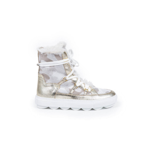 Achat Moon Boots Mai Mai gold for women - Jacques-loup