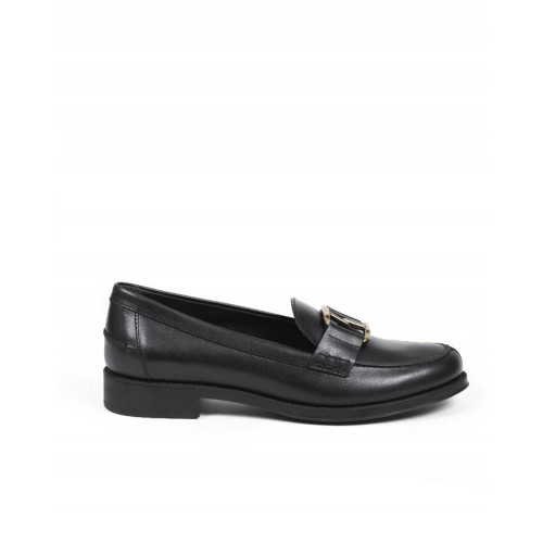 Achat Moccasins Tod's double T black for women - Jacques-loup