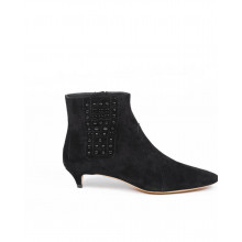 Boots with small heel Tod's black for women