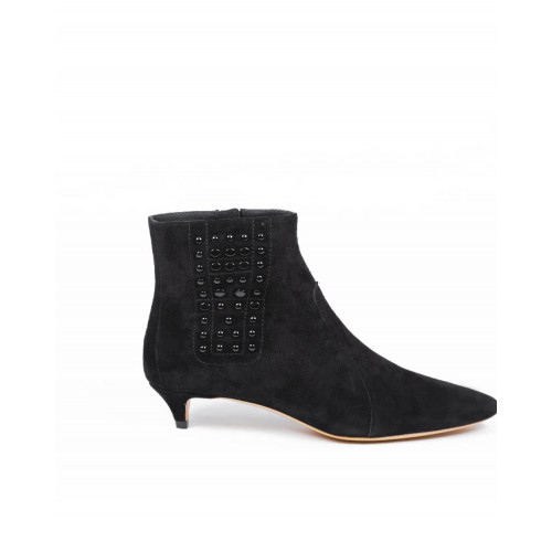Achat Boots with small heel Tod's black for women - Jacques-loup
