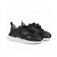 Achat Sneakers Tod's black with white sole for women - Jacques-loup