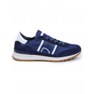 "Tennis shoes Philippe Model ""Toujours"" blue with white details for men"