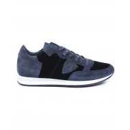 Sneakers Philippe Model camouflage blue for men
