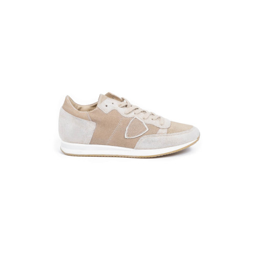 Achat Sneakers Philippe Model Tropez beige for men - Jacques-loup