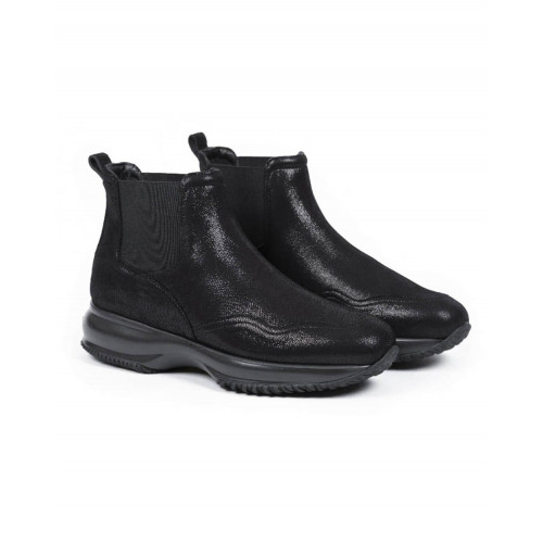 Achat Boots Hogan Interactive black for women - Jacques-loup
