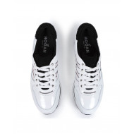 "Sneakers Hogan ""222"" white/black for women"