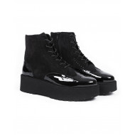"Boots Hogan ""Fondo Urban"" black for women"