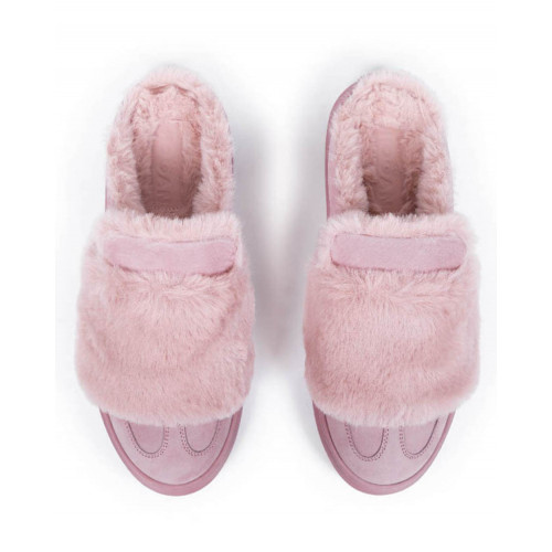 Achat Mules Hogan Cassetta pink for women - Jacques-loup