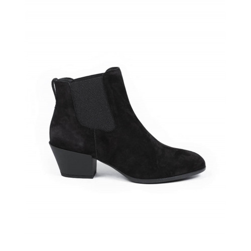 Achat Boots Hogan Texano black for women - Jacques-loup