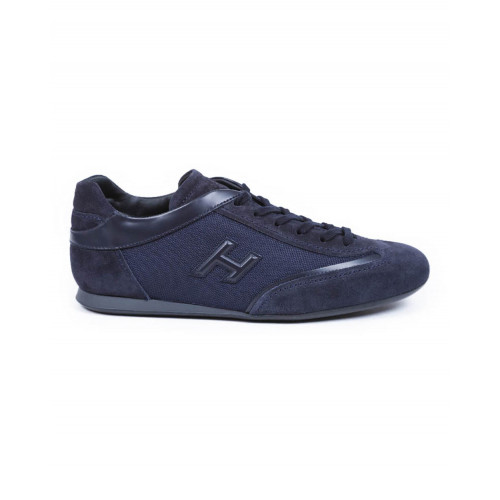 Achat Sneakers Hogan Olympia navy blue for men - Jacques-loup
