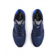 Achat Sneakers Hogan 321 navy blue/grey/black for men - Jacques-loup