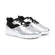 Achat Sneakers Hogan I Cube sliver and black for men - Jacques-loup
