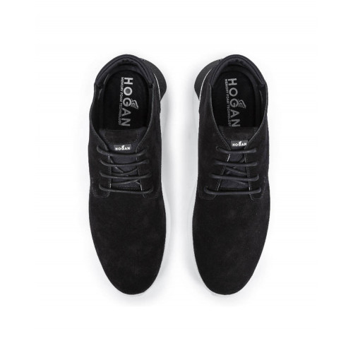 Achat Sneakers Hogan I Cube black with white sole for men - Jacques-loup
