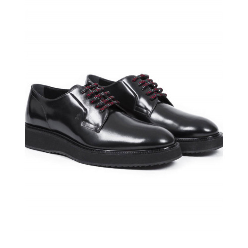 Achat Derby Hogan black for men - Jacques-loup