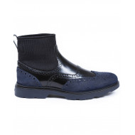 Boots Hogan black/blue for men