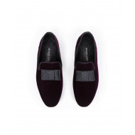 Moccasins Jacques Loup purple for men