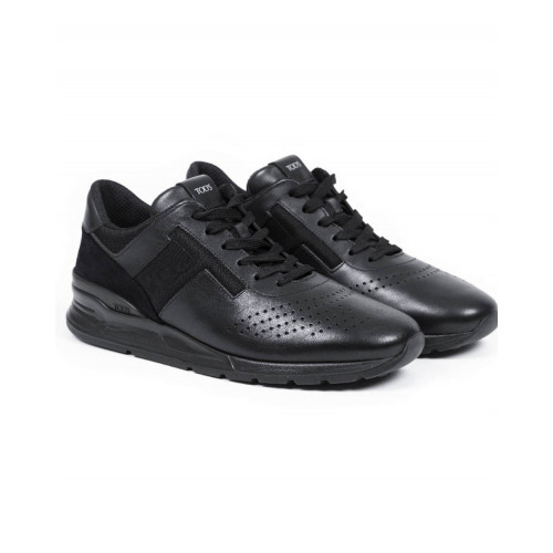 Achat Sneakers Tod's Allaciatto Sportivo 69 black for men - Jacques-loup