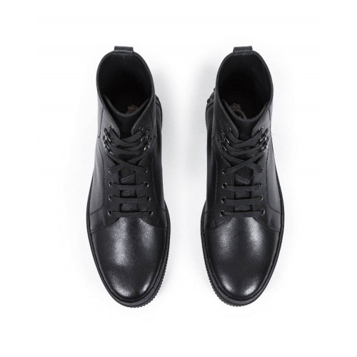 "Boots Tod's ""Winter Gomini"" black for men"