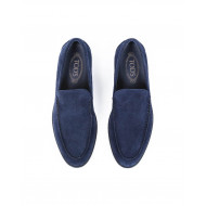 """Moccasins Tod's """"Casual business"""" navy blue for men"""