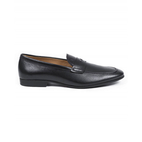 Achat Moccasins Tod's black in leather for men - Jacques-loup