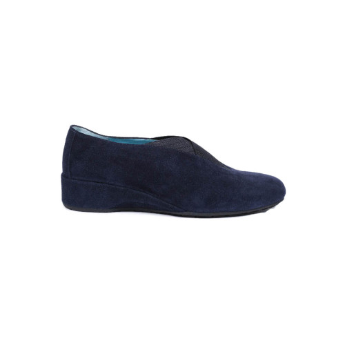 Achat Ballerinas Thierry Rabotin navy blue for women - Jacques-loup