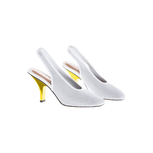 Achat White cut shoes Marni for women - Jacques-loup