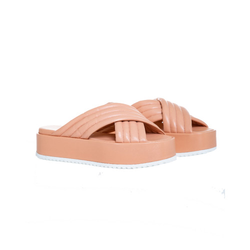 Achat Soft pink mules Jacques Loup for women - Jacques-loup