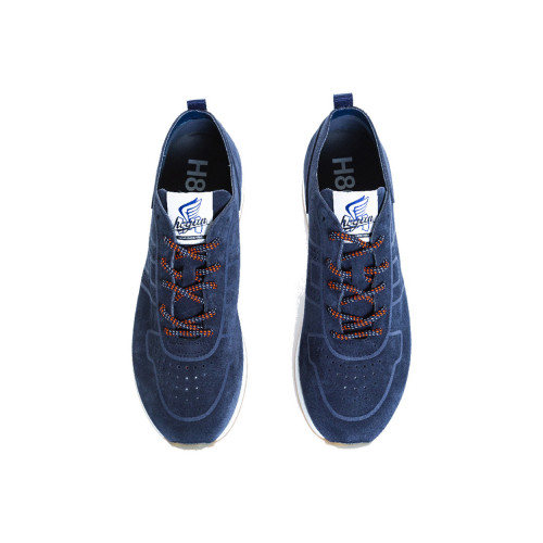 Achat Navy blue sneakers Hogan Running for men - Jacques-loup