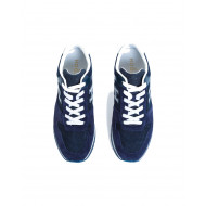 Achat Navy blue sneakers 321Hogan for men - Jacques-loup