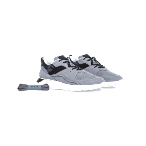 Achat Grey sneakers I-Cube Hogan for men - Jacques-loup