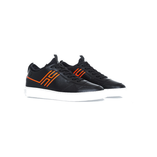 Achat Black sneakers Cassetta Hogan for men - Jacques-loup