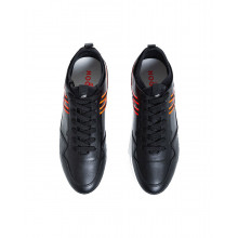 "Black sneakers ""Cassetta"" Hogan for men"