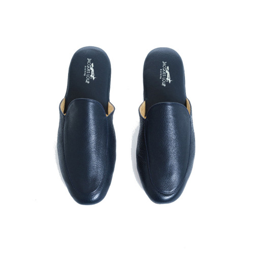 Achat Indoor slippers Jacques Loup blue for men - Jacques-loup