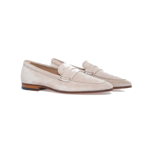 Achat Moccasins Tod's beige with penny strap for men - Jacques-loup
