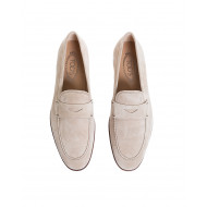 Moccasins Tod's beige with penny strap for men