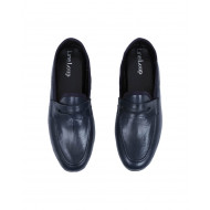 Achat Indoor loafers  Line Loup Roby navy blue for men - Jacques-loup