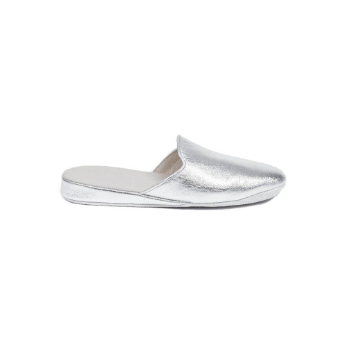 Achat Indoor mules Line Loup Linette silver for women - Jacques-loup