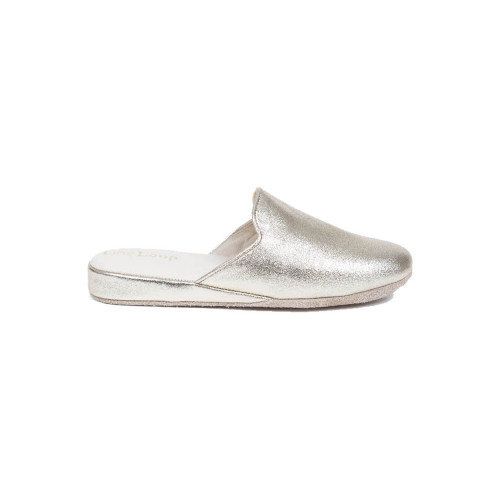 Achat Indoor mules Line Loup Linette gold for women - Jacques-loup