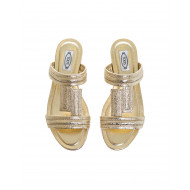 Achat Slippers Tod's light gold for women - Jacques-loup
