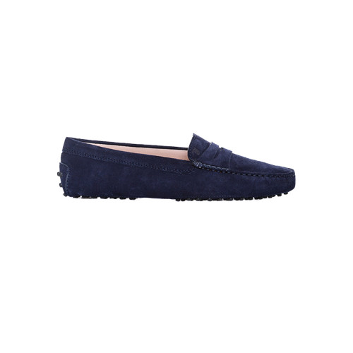 Achat Moccasins Tod's navy blue for women - Jacques-loup