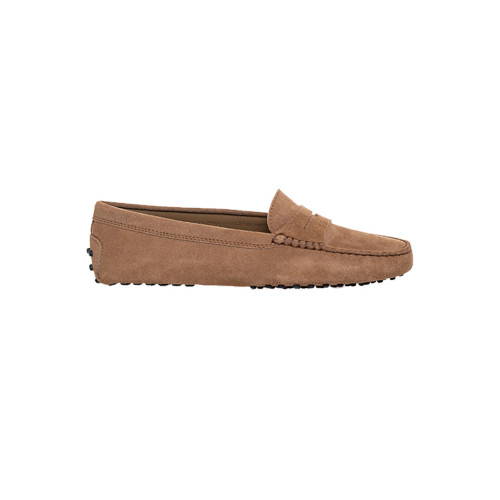 Achat Moccasins Tod's tobacco brown with penny strap for women - Jacques-loup