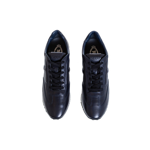 """Navy blue sneakers """"Owens New"""" Tod's for men"""