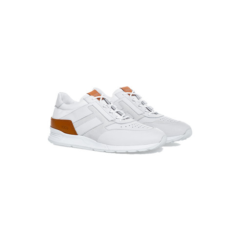 Achat Sneakers Tod's Sportivo Luxury white/cognac for men - Jacques-loup