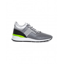 "Sneakers Tod's ""Sportivo Lacetto"" grey/black for men"