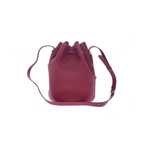 Achat Micro - Leather bucket bag... - Jacques-loup