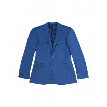 """Attitude Drop 7"" Elegant suit with straight cut"