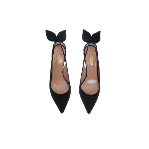 Achat Deneuve - Suede pumps with... - Jacques-loup